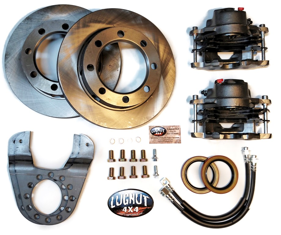 Dana 60 or 14 bolt disc brake kit $315 shipped - Pirate4x4